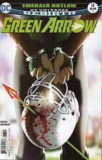 Green Arrow #13 (NM) `17 Percy/ Schmidt  (Cover A)