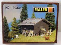 Faller H0 2 Heustadel 130334 - OVP NEU NEW
