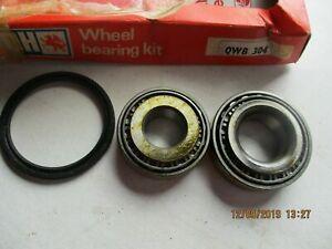 QWB304 NEW QH Wheel Bearing Rear FITS Renault R20 R30  1975-1976