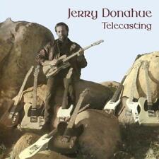 Jerry Donahue - Telecasting (NEW CD)