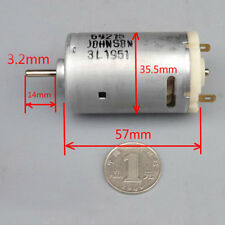Electric RS-550 Motor 12V 21000RPM High Speed - 550 Size DC Motor TSUS