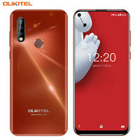 OUKITEL C17 Pro 4G Smartphone Unlocked Android 9.0 Octa Core 4GB+64GB Face ID EU