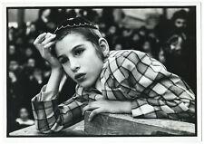 photo - silver print stamped vers 1975 - Alon Reininger - N.Y Jews Hassidim