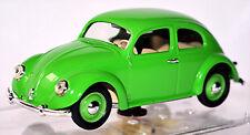 VW VOLKSWAGEN MAGGIOLINO Brezelkäfer BEETLE 1949 VERDE 1:43 Vitesse
