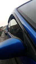 02-07 Subaru Impreza WRX STi JDM Wind Deflectors Window Visors 2 piece OEM | New