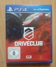 PS4 Spiel Driveclub Autorennen Playstation 4 Game