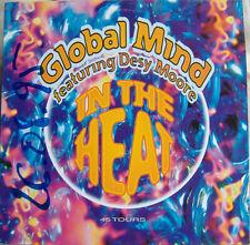 Global Mind traete Desy Moore in the heat VINILE single 12 inch NEAR MINT