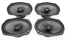 (2) NEW SKAR AUDIO TX69 ELITE 6-INCH X 9-INCH 3-WAY COAXIAL SPEAKERS 2 PAIRS