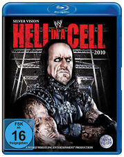 WWE Hell In A Cell 2010 2x BLU-RAY DEUTSCHE VERKAUFSVERSION