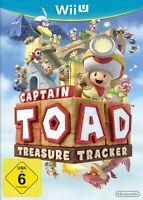 Nintendo Wii U Spiel - Captain Toad: Treasure Tracker (DE/EN) (mit OVP)