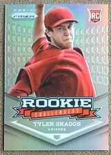 2013 Panini Prizm Rookie Challengers Silver Tyler Skaggs Arizona Diamondbacks