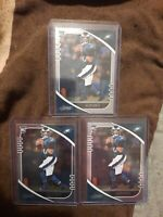 (3) 2020 Panini Absolute Football Jalen Hurts Rookie Card RC Base #145 (3 Lot)
