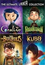 The Ultimate Laika Collection - DVD Region 1