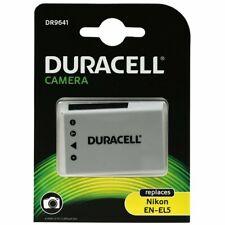 Duracell Akku für Digitalkamera Nikon Coolpix P5100 3,7V 1180mAh/4,4Wh Li-Ion We