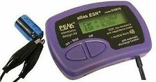 Peak Atlas ESR JPST003 Low Resistance and Capacitance Meter (ESR70)