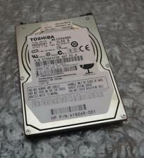 120gb HP 418268-001 Toshiba MK1234GSX 6.3cm portátil disco duro SATA 3r