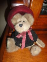 Small Jointed The BOYDS Collection c.1985-1999 Teddy Bear 7 Inches