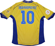 "Taglia L//XL UMBRO /'Cosmo/'s /""Uomo Football Shirt Green /& Giallo 60690U-3H5"