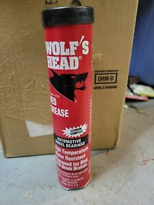 Wolf's Head Red Grease 14oz Tube