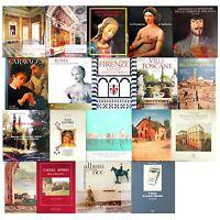 Arte, Architettura, Pittura, Design: vari titoli.