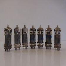 7 LAMPES TUBES MAZDA EL 504 PHILIPS PL 504