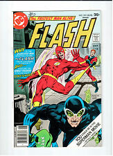 Dc Comics Flash #252 August 1977 vintage comic Nm condition