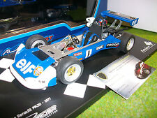RENAULT FORMULE MK20 PROST 1977 o 1/18 SOLIDO 83004 voiture miniature collection