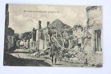 Am Fuße der Lorettohöhe gelegener Ort , 1917