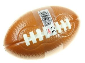 AMERICAN FOOTBALL KIDS TOYS CHILDRENS FUN & GAMES UK STOCK NO PACKAGING NEW