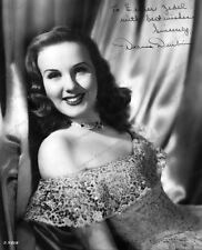 8x10 Print Deanna Durbin Beautiful Studio Portrait #4586608