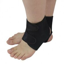 BREATHABLE ANKLE SUPPORT WRAP SPORTS INJURY ANKLE BRACE