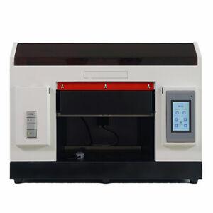 Procolored UV Printer A3 Size Flatbed Printer Rotation Glass Metal Printing