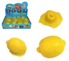 12 Funny Splat Lemon Toys squishy lemons balls splatting toy classic items Nv873