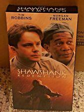 The Shawshank Redemption VHS Tape