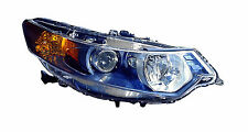 2009-2013 Acura TSX New Right/Passenger Side HID Type Headlight Unit