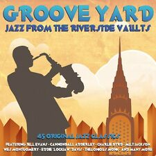 Groove Yard - Jazz From The Riverside Vaults - 45 Original Jazz Classics 3CD NEW
