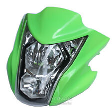 Motorcycle Motorbike Headlight+Fairing For Kawasaki ER-6N 2012 2013 2014 Green