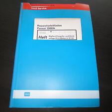 Werkstatthandbuch VW Passat B3 Digifant Einspritz-& Zündanlage 2,0L 2E bis 07/92