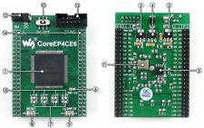 CoreEP4CE6 ALTERA Cyclone IV EP4CE6E22C8N FPGA Development Board JTAG debugging