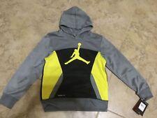 New Nike Air Jordan Therma Fit Sweatshirt Hoodie Kids Sizes Jumpman Bulls Kyrie