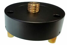 Screw Type Fixed Center Tribrach Adapter for Leica, Topcon, Trimble