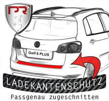 VW Golf 6 / VI Plus - Ladekantenschutz-Folie Lackschutz-Folie  CARBON