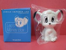 Kimba the White Lion Jungle Emperor Leo coin bank soft vinyl Figure Tezuka Osamu