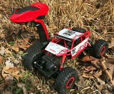 Conqueror RC Remote Control Rock Crawler Truck & Controller! 2.4 Ghz 4x4 WORKS!