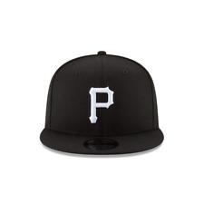New Era 9FIFTY Black/White MLB Pittsburgh Pirates Basic Snapback Hat