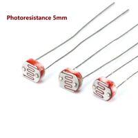 GL5516 Photoresistor Optoresistor Photo Light Sensitive Resistor 5mm 10PCS 20PCS