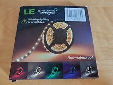 12V LED Strip Light, Flexible, SMD 2835, 16.4ft Tape Light (No Power Adapter)