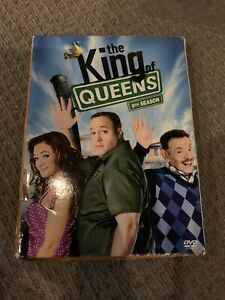 The King of Queens 9th Season DVD Region 1 - Used (2 Discs)