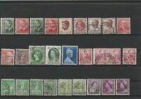 Wertvolles Lot Australien ab 1950 gestempelt 27 Briefmarken