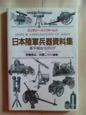 japanese edition war photo book - ARMS & AMMUNITIONS OF JAPAN